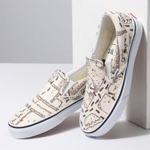 Harry Potter x Vans Marauder's Map Slip-On Sneaker