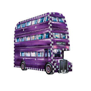 Additional image of Harry Potter The Knight Bus 280 Piece 3D Puzzle