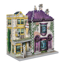 Additional image of Madam Malkin's & Florean Fortescue's Ice Cream 3D Jigsaw Puzzle