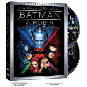 Batman & Robin (Two-Disc Special Edition) (DVD)