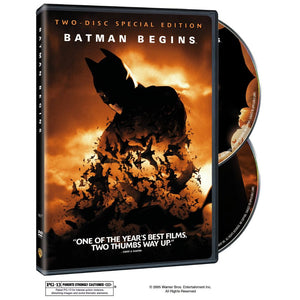 Batman Begins (Two-Disc Special Edition) (DVD)