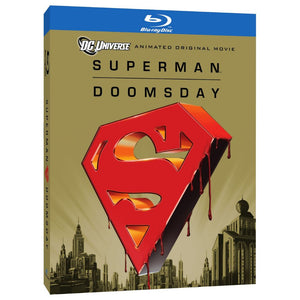 Superman: Doomsday (BD)