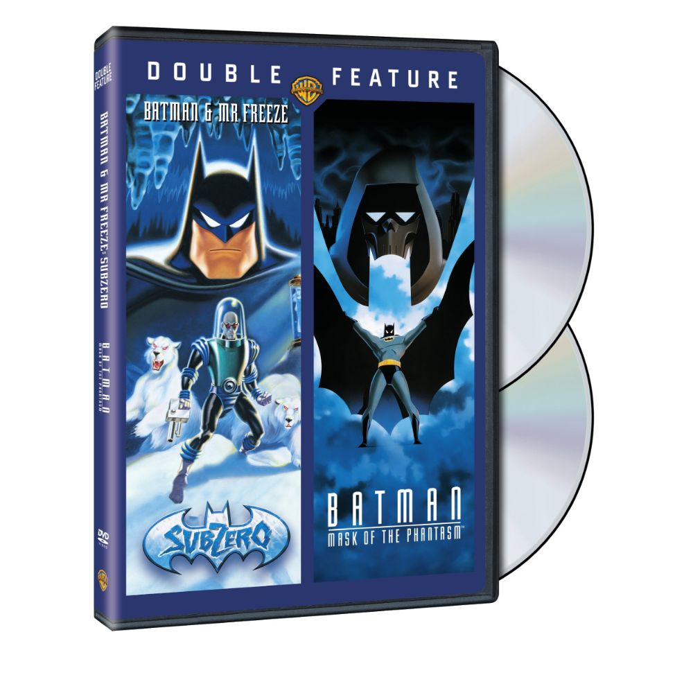 Batman & Mr. Freeze: SubZero / Batman: Mask of the Phantasm (Double Feature) (DVD)