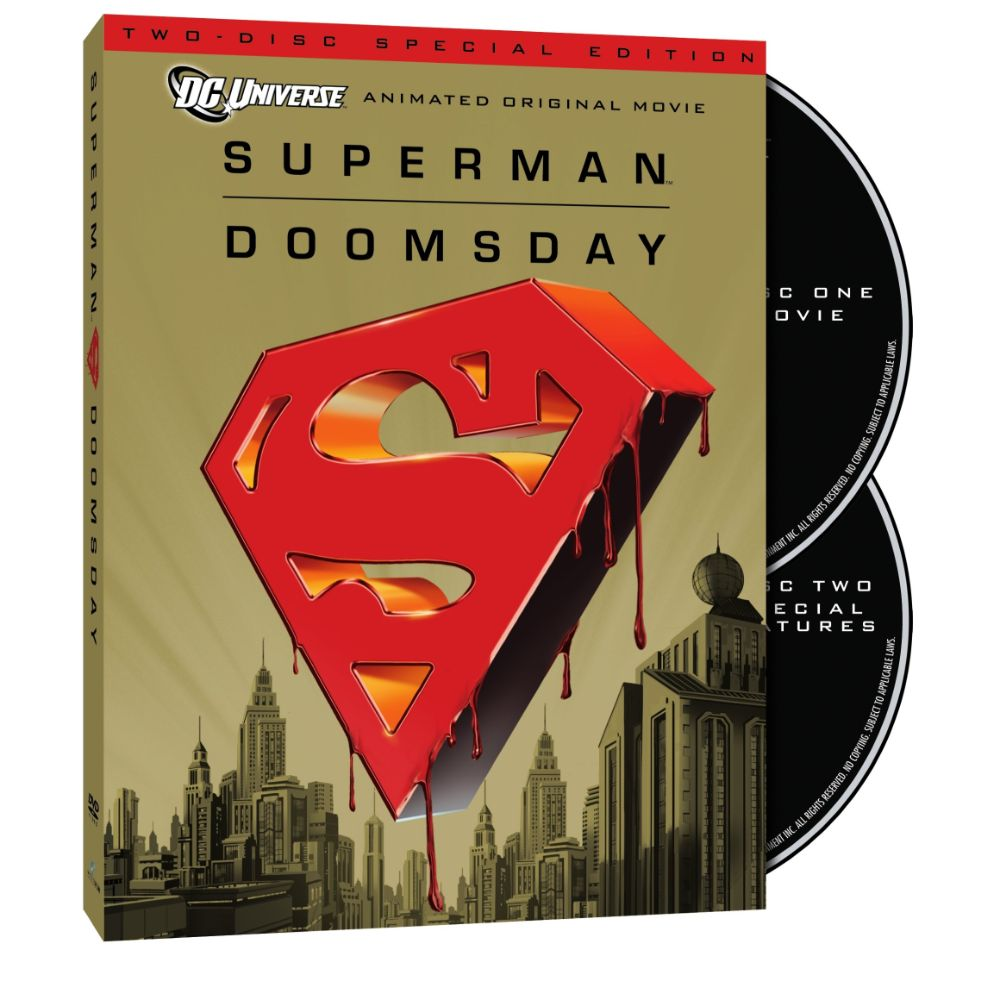 Superman: Doomsday (Two-Disc Special Edition) (DVD)