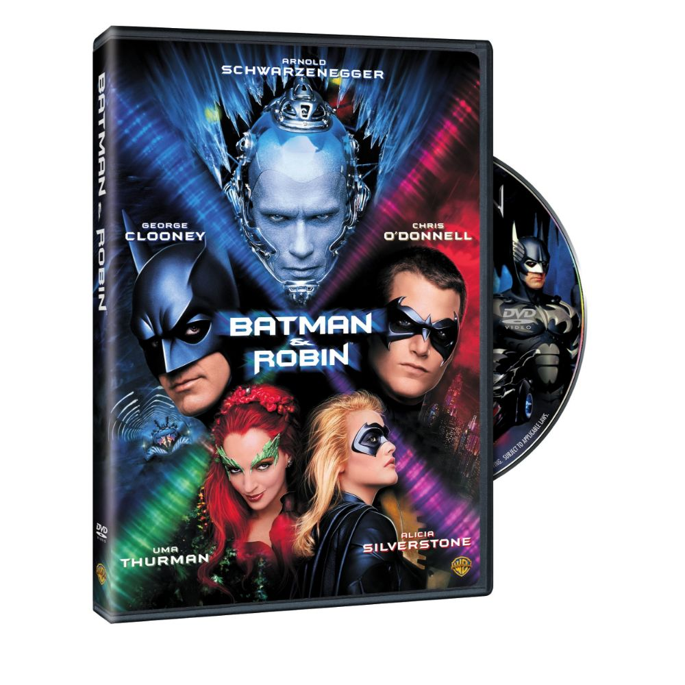 Batman & Robin (DVD)
