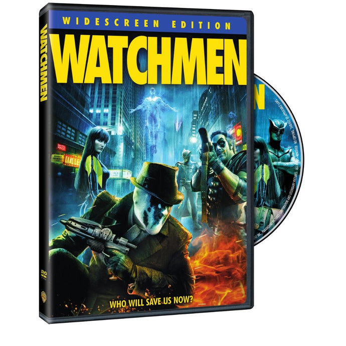 Watchmen (Widescreen Edition) (DVD)