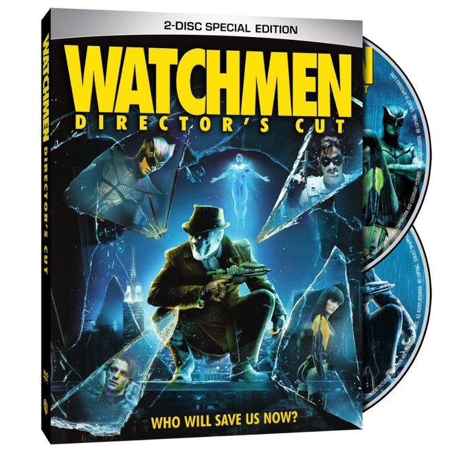 Watchmen (Director's Cut) (2-Disc Special Edition) (DVD)