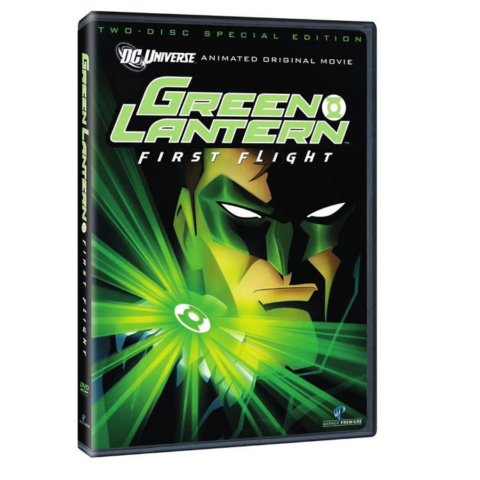 Green Lantern: First Flight (Two-Disc Special Edition) (DVD)