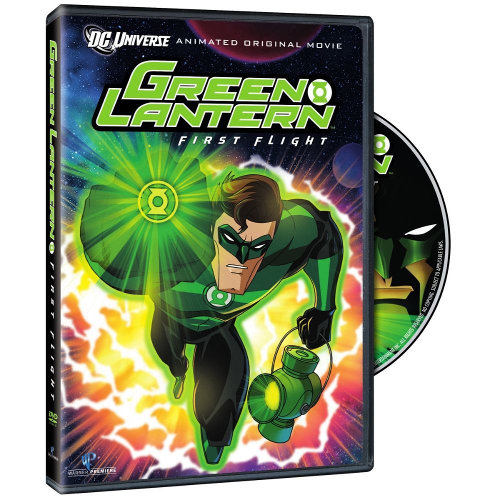 Green Lantern: First Flight (DVD)