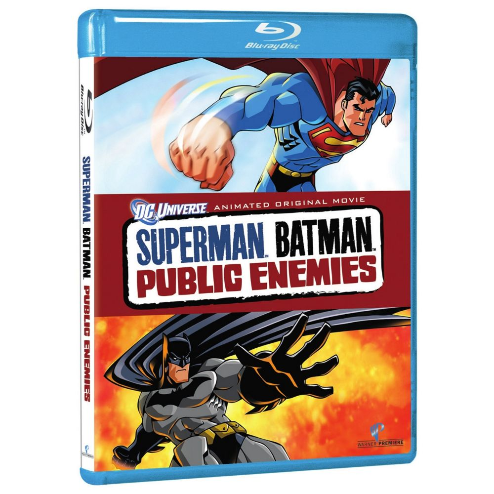 Superman/Batman: Public Enemies (BD)