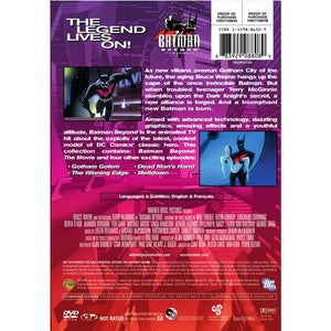 Batman Beyond: The Movie (DVD)