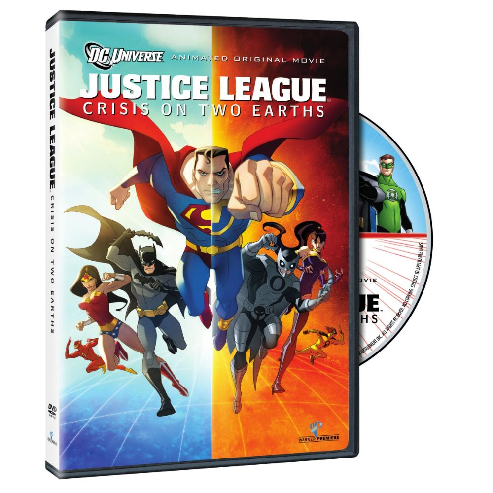 Justice League: Crisis on Two Earths (DVD)