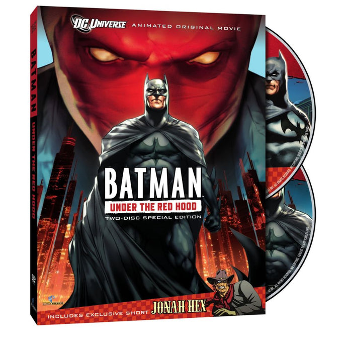 Batman: Under the Red Hood (Two-Disc Special Edition) (DVD)