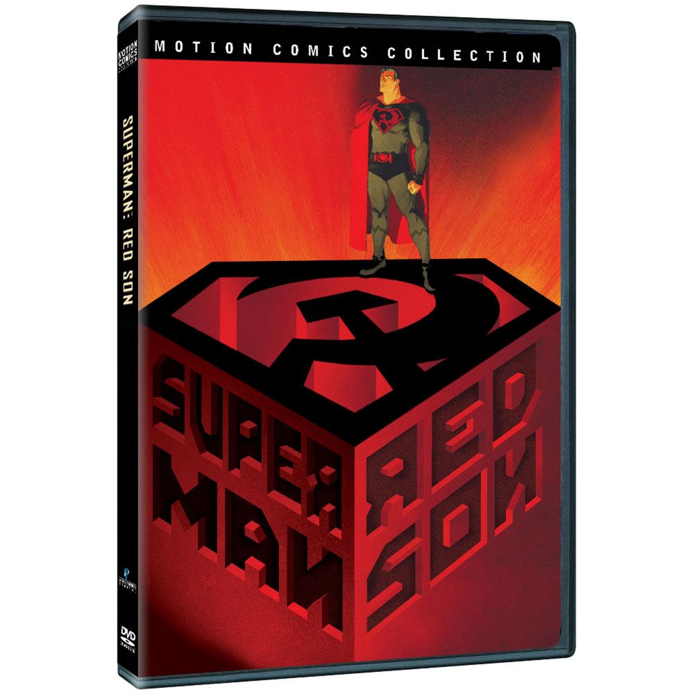 Superman: Red Son Motion Comic: The Complete Series (MOD)