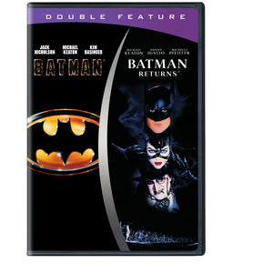 Batman/Batman Returns (Double Feature) (DVD)
