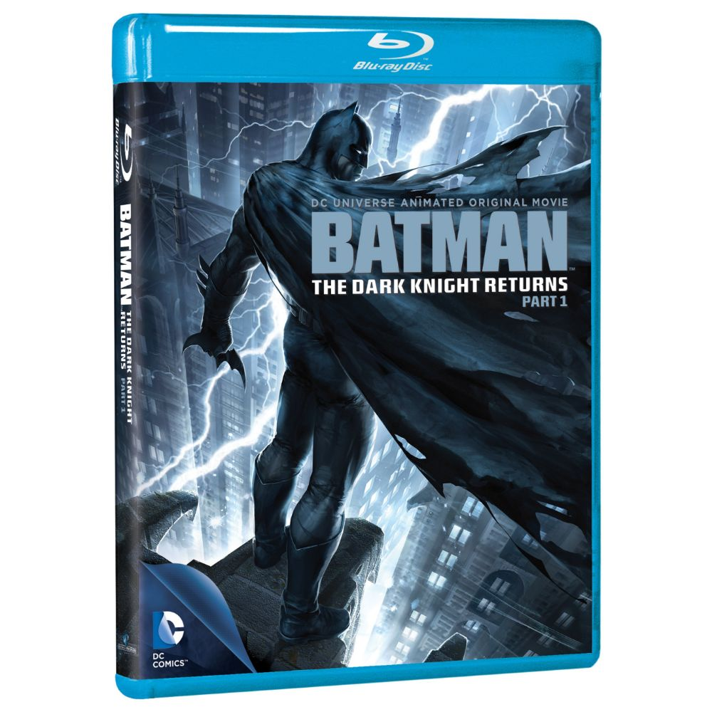 Batman: The Dark Knight Returns Part 1 (BD)