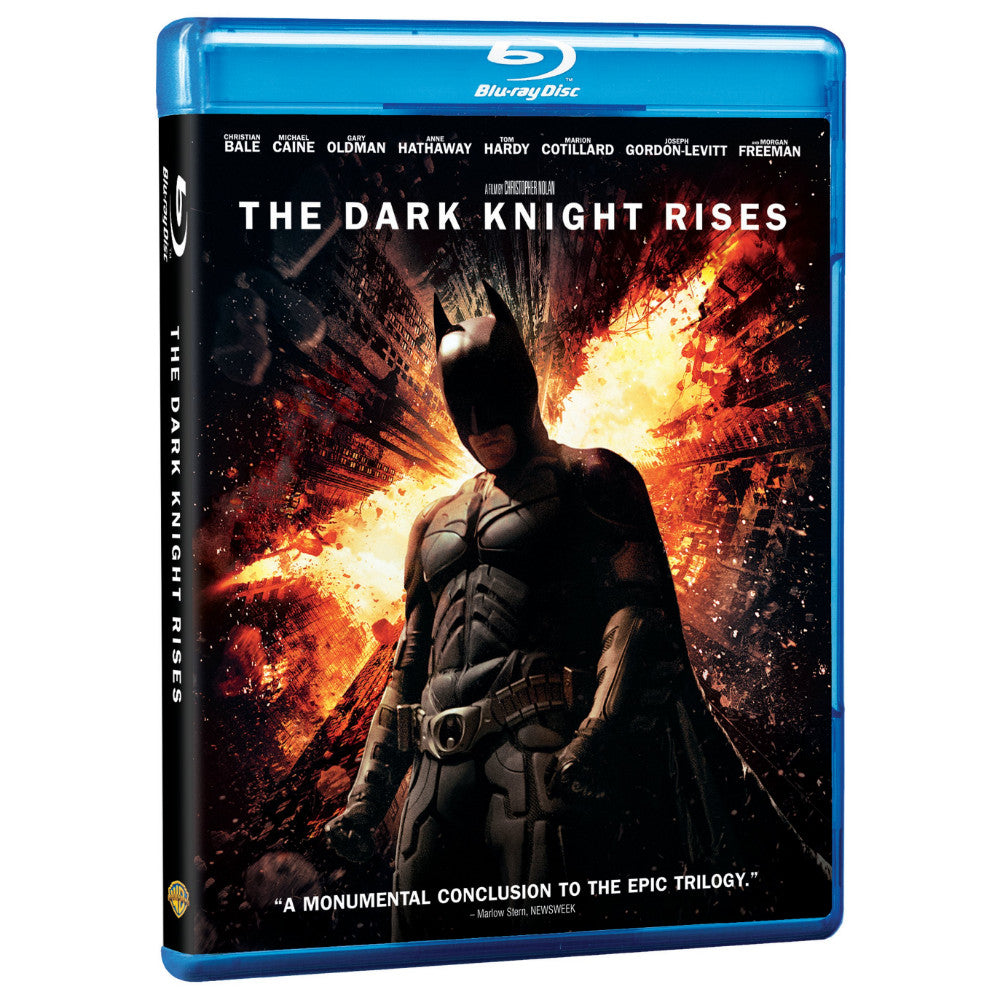 The Dark Knight Rises (BD)