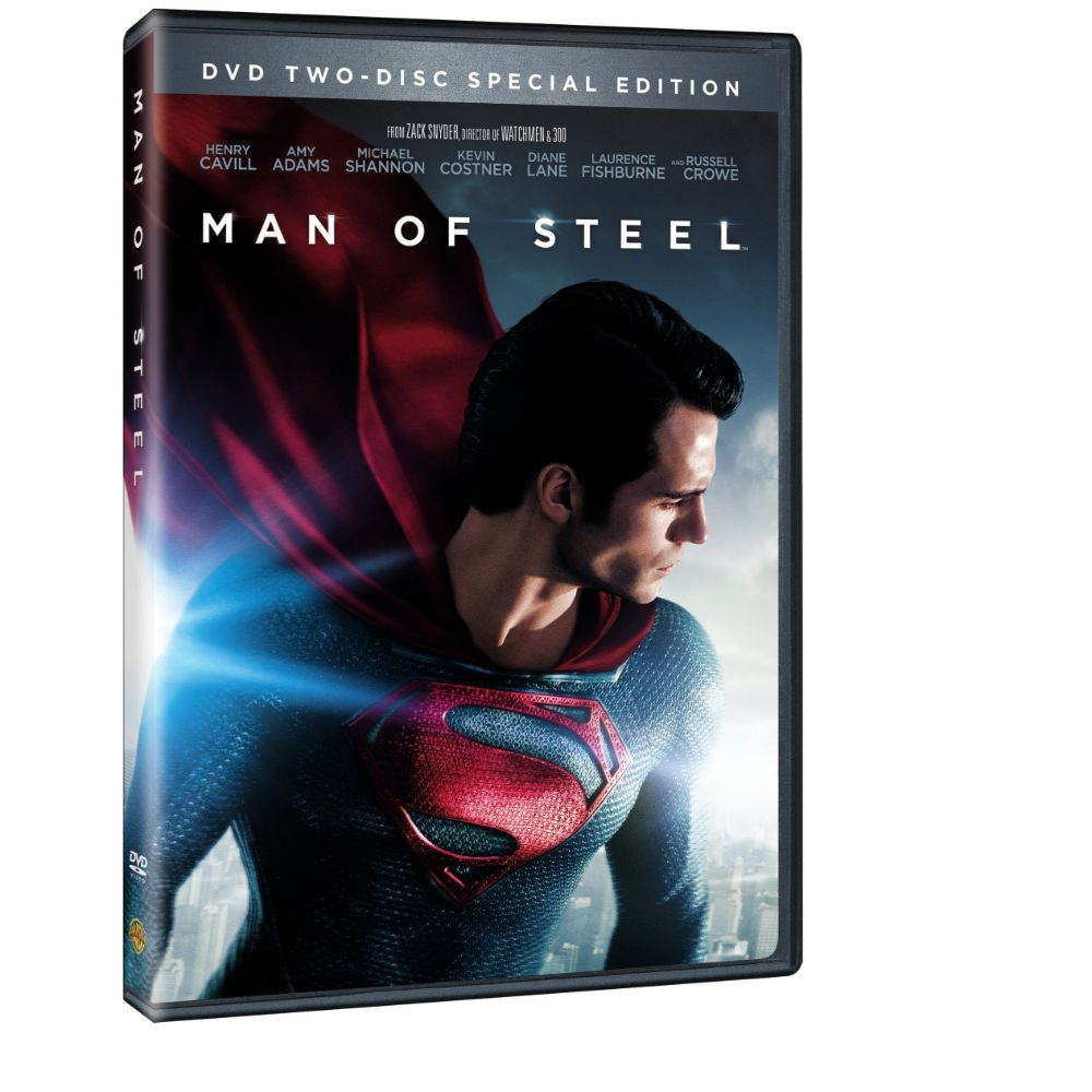 Man of Steel (Two-Disc Special Edition) (DVD)