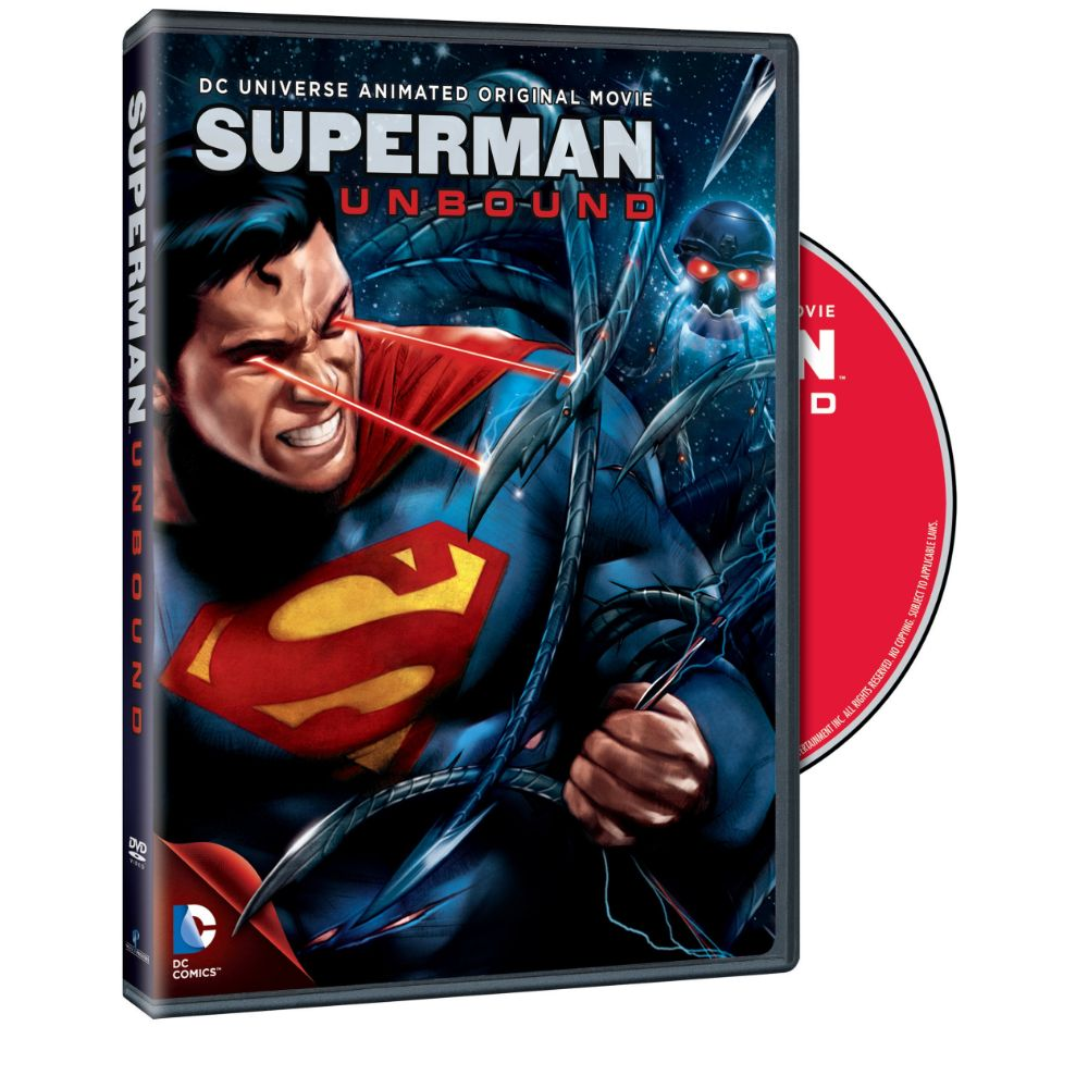 Superman: Unbound (DVD)