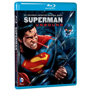 Superman: Unbound (BD)