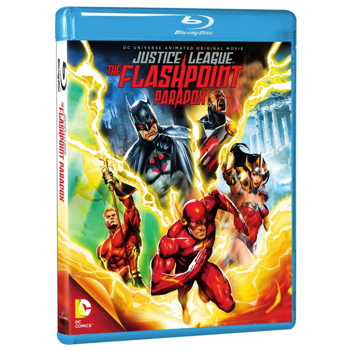 Justice League: The Flashpoint Paradox (BD)