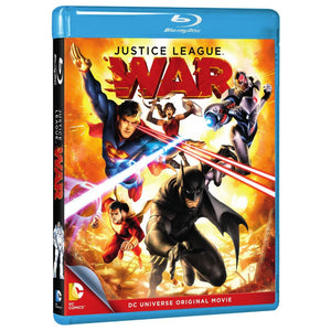 Justice League: War (BD)