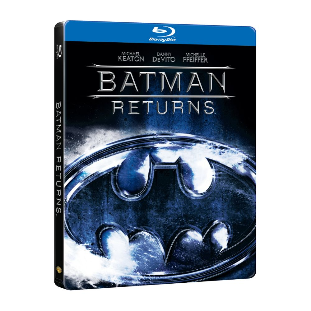 Batman Returns (Steelbook) (BD)