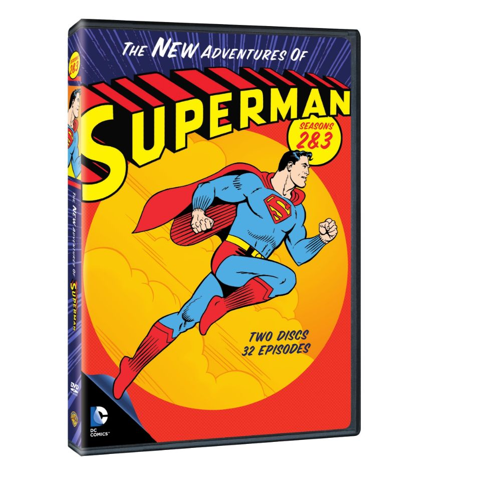 The New Adventures of Superman : The Complete Second & Third Seasons (DVD)