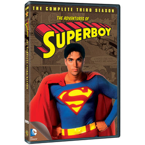 Superboy, The Adventures of: The Complete Third Season (MOD)