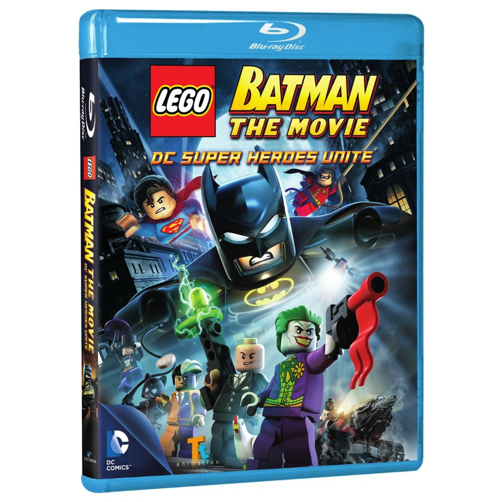 LEGO Batman: The Movie DC Superheroes Unite (BD)