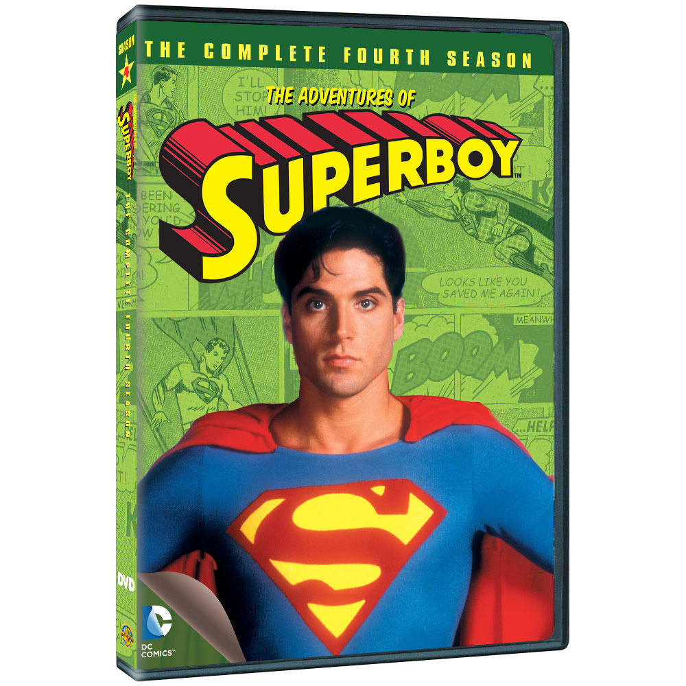 The Adventures of Superboy: The Complete Fourth Season