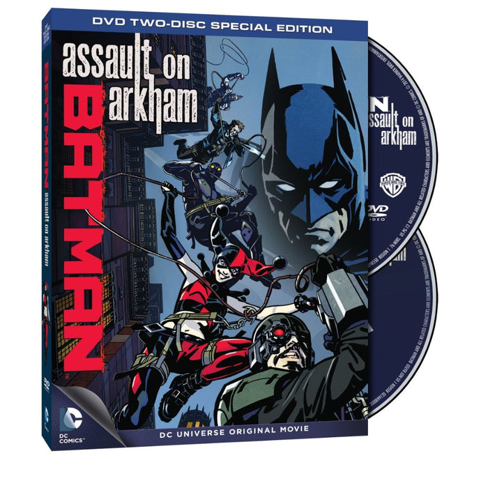 Batman: Assault on Arkham (Two-Disc Special Edition) (DVD)