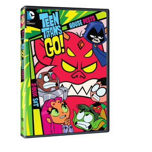 Teen Titans Go! Season Two Part Two (DVD)