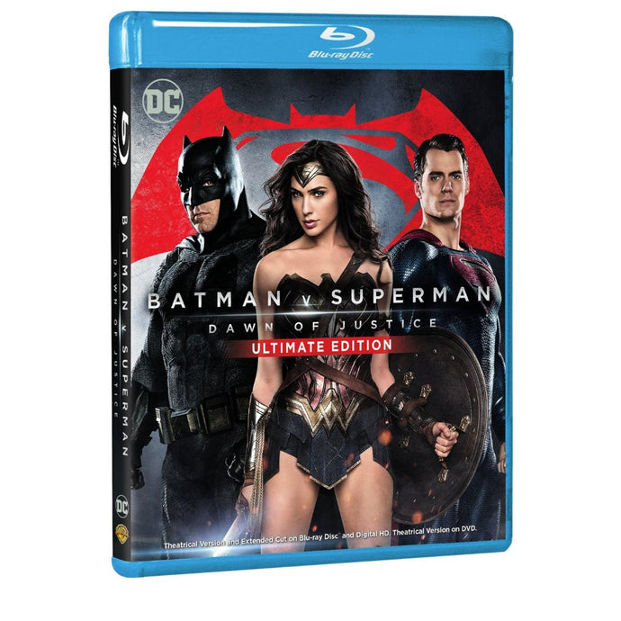 BATMAN V SUPERMAN: DAWN OF JUSTICE™ (ULTIMATE EDITION) (BD)