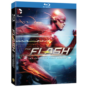 The Flash: The Complete First Season (BD)