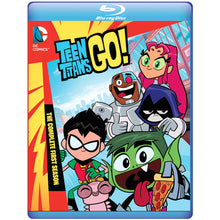 Teen Titans Go!: The Complete First Season (BD)