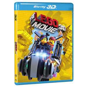 The Lego Movie 3D (Blu-ray 3D)