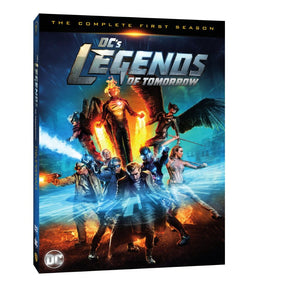 DC's Legends of Tomorrow: The Complete First Season (DVD)