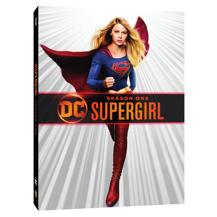 Supergirl: The Complete First Season (DVD)