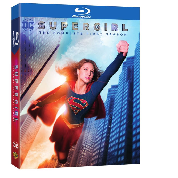 Supergirl: The Complete First Season (BD)