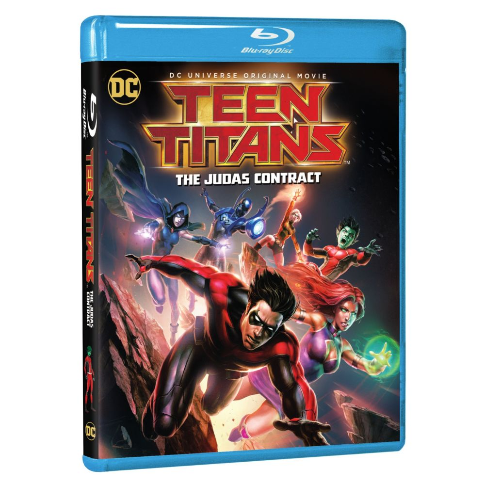 Teen Titans: The Judas Contract (BD)