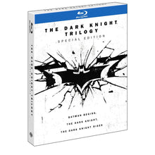 The Dark Knight Trilogy (Special Edition) (BD)