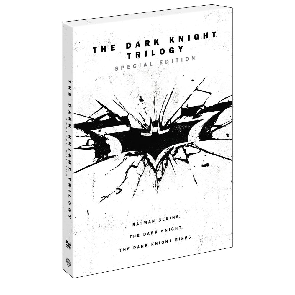 The Dark Knight Trilogy (Special Edition) (DVD)