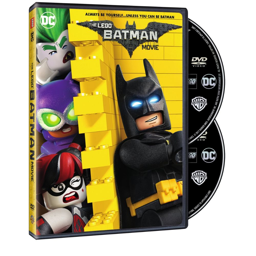 The Lego Batman Movie: Special Edition (DVD)