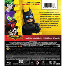 The Lego Batman Movie (BD)