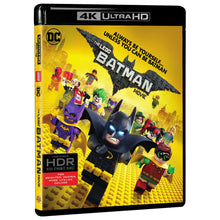 The Lego Batman Movie (4K UHD)