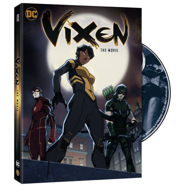 Vixen: The Movie (DVD)