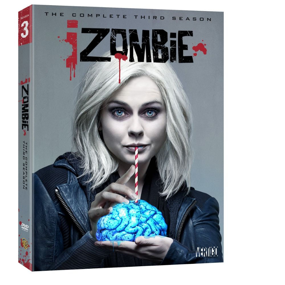 iZombie: The Complete Third Season (DVD)