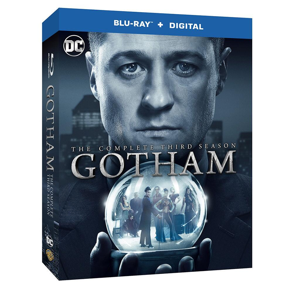 Gotham: The Complete Third Season (BD)