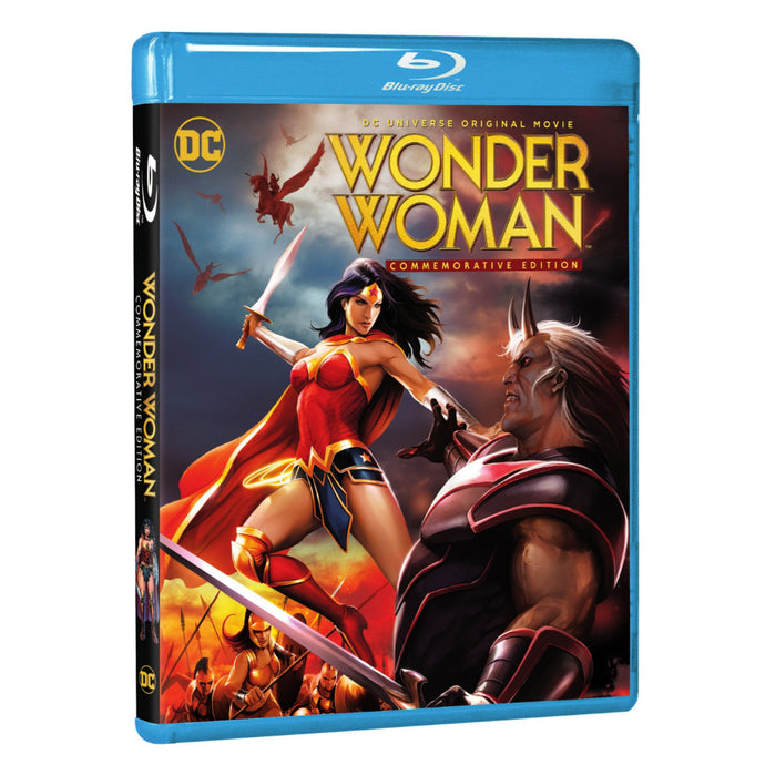 Wonder Woman (Commemorative Edition) (BD)